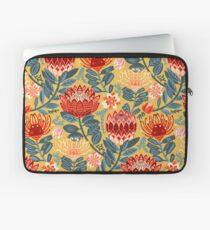 Protea Chintz - Mustard Laptop Sleeve