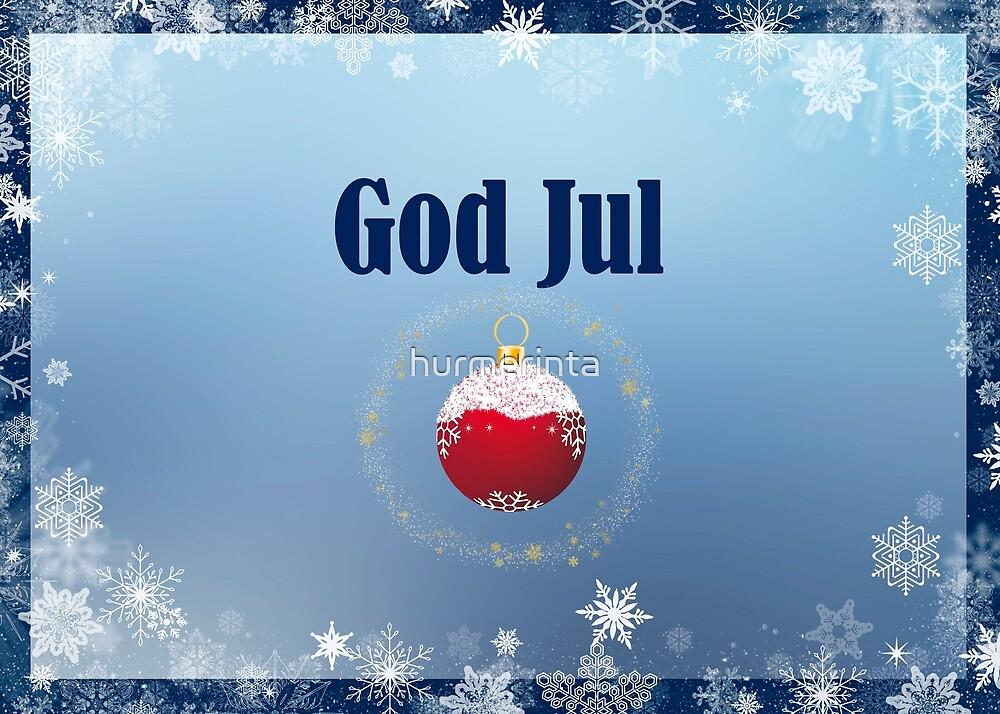 God Jul Design by hurmerinta