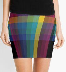 Over The Rainbow Mini Skirt