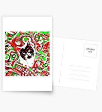 Gato Postcards
