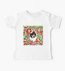 Gato Baby T-Shirt