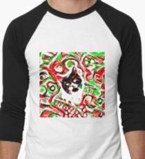 Gato Baseball ¾ Sleeve T-Shirt