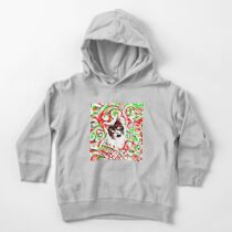Gato Toddler Pullover Hoodie