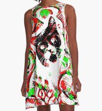 Gato A-Line Dress