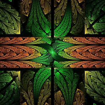 Stained Glass by lyle58