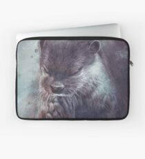 Holy Otter in space Laptoptasche