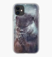 Holy Otter in space iPhone-Hülle & Cover