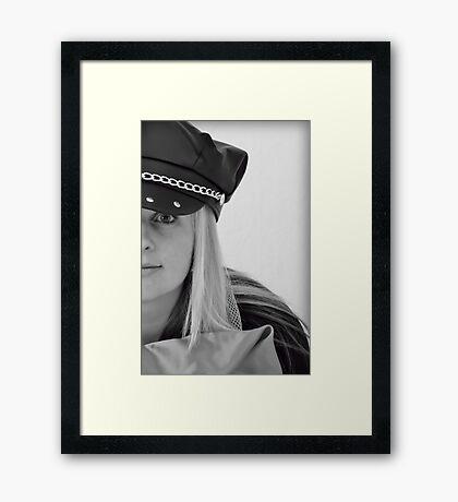 Better Half Framed Print