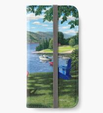"""""""Harbor View"""" by Reed Prescott iPhone Wallet/Case/Skin"""