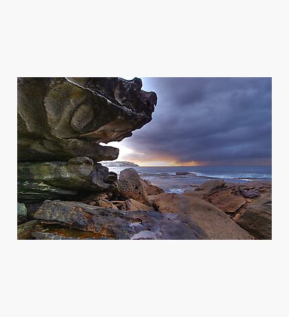 Sydney Coastline Photographic Print