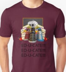 Educate not Exterminate  T-Shirt