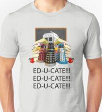 Educate not Exterminate  Unisex T-Shirt