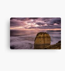 Great Ocean Road sunset Canvas Print