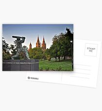 Sir Donald Bradman Postcards