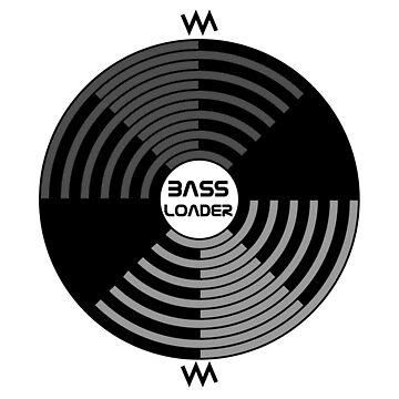 """""""Bass Loader"""" logo 2 by Wuiye"""