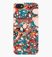 Psychedelic Marbled Paper Splash Blob Pepe Psyche iPhone SE/5s/5 Case