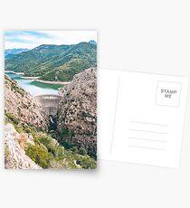 Gorges du Prunelli, Corsica Postcards