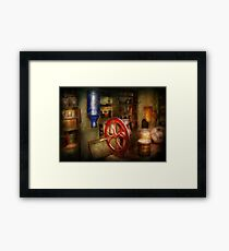Americana - Store - Everything is for sale Framed Print