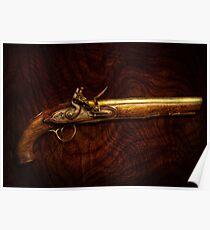 Gun - Flintlock Pistol  Poster