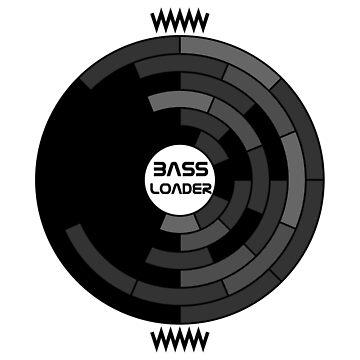 """""""Bass Loader"""" logo 3 by Wuiye"""