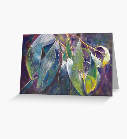 The Gentle Rain Greeting Card