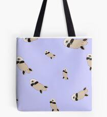 Sea Otter Pup - My Pocket Rock Tote Bag