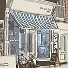 Coffee Shop by carlbatterbee