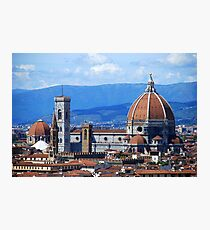 Firenze Photographic Print