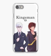 Kingsman Hiccup and Jack iPhone Case/Skin