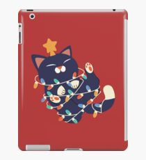 Noël Kitty Coque et skin adhésive iPad
