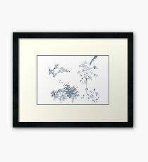 Sumi-e inspired (01) Framed Print