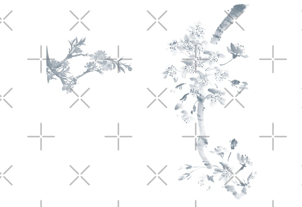 Sumi-e inspired (03) by liajung