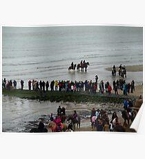 Folklore Festival in Zeeland. Poster