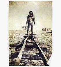 Lonesome Track Poster