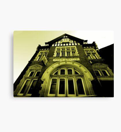 Post Office - Newbury Canvas Print