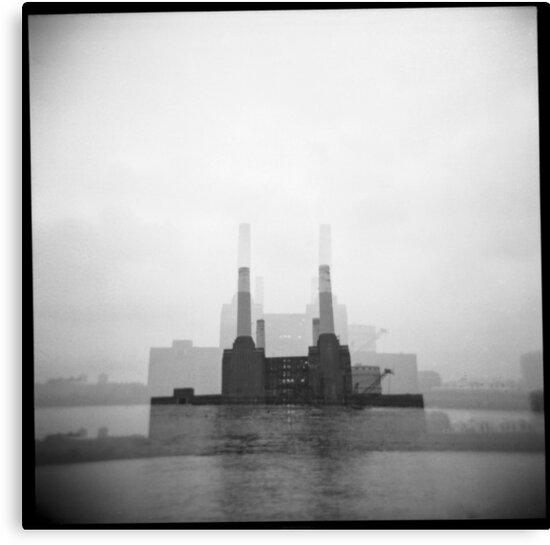 battersea power station II by Michal Bladek