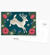 Winter's eve Postcards