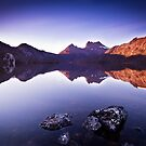Dove Lake (IV), Cradle Mountain, Tasmania by Matthew Stewart