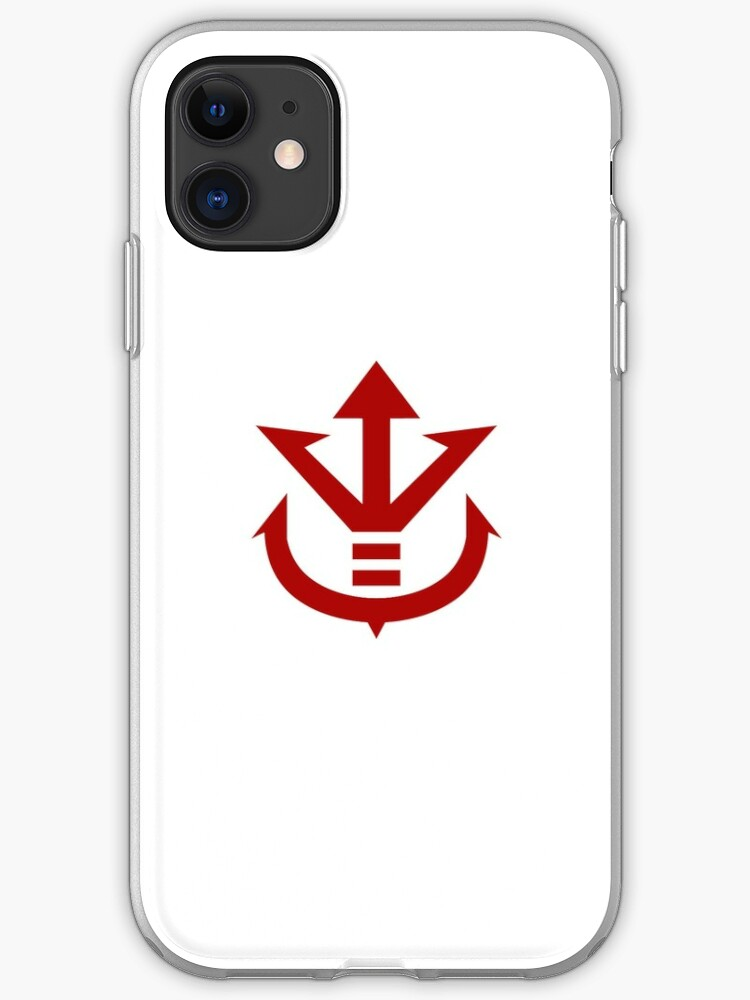 Dragon Ball Z DBZ Vegeta Saiyan Armour iphone case