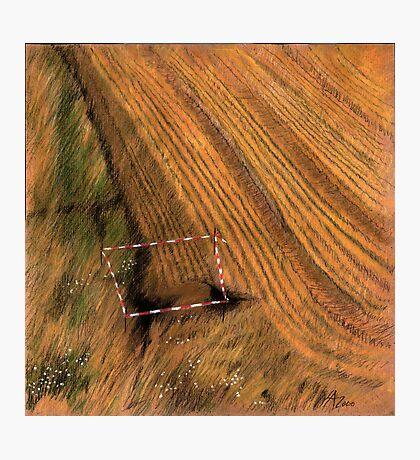 Feld Eck Photographic Print
