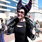 Maleficent by Hank Eder