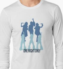 Donna and the Dynamos, for one night only! Long Sleeve T-Shirt