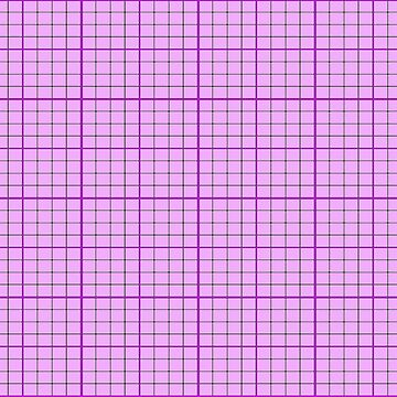 Simply Pink Duvet Cushion Cover Grid by deanworld