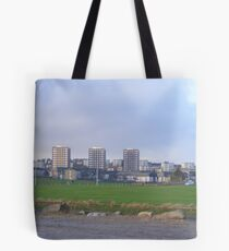 a look upon torry Tote Bag