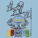 usa new york tshirt by rogers bros co by usacali