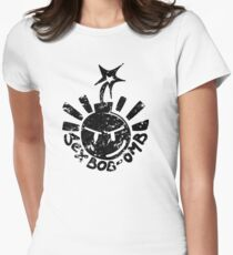 Sex Bob-omb - Wrecked Womens Fitted T-Shirt