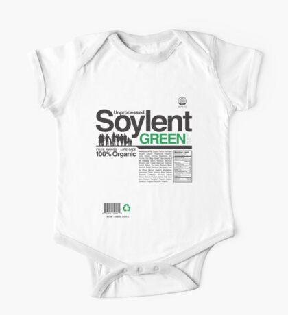 Contents: Unprocessed Soylent Green Kids Clothes