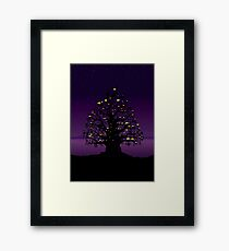 Home of the many Framed Print