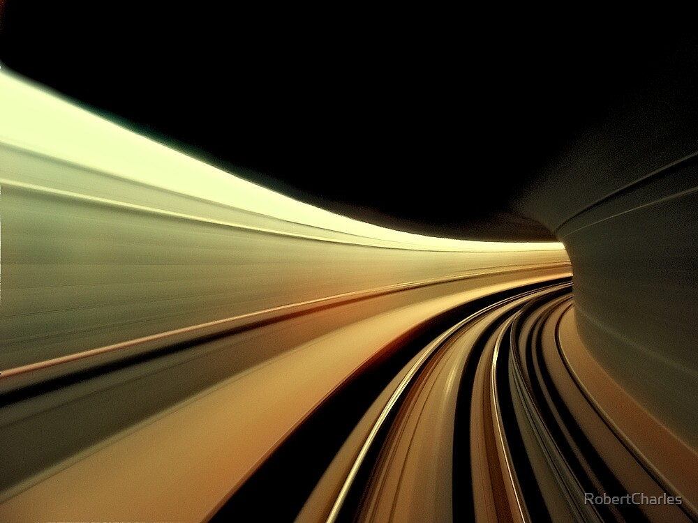 Chocolate Supa Highway by RobertCharles