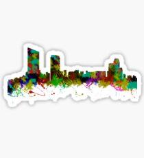 Grand Rapids  Michigan USA Sticker